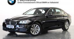 BMW 520d Berlina.