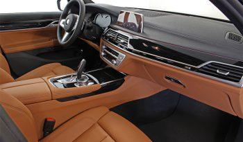 BMW 740dA xDrive completo
